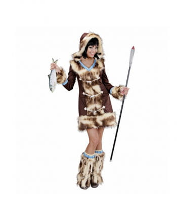 Eskimo Lady Kostüm Set
