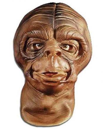 ET Alien Maske aus Schaumlatex