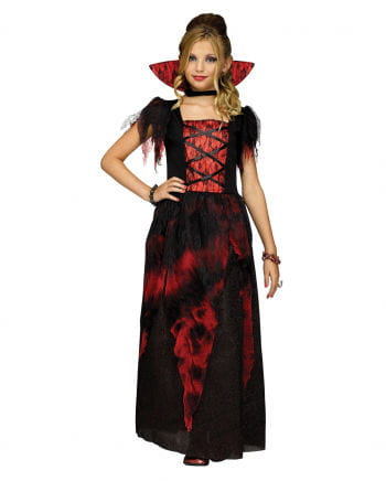 Kinderkostüm Vampir Gräfin