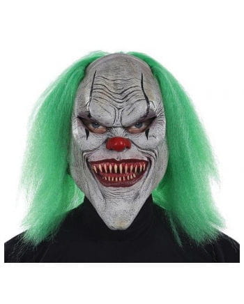 Evil Clown horror mask