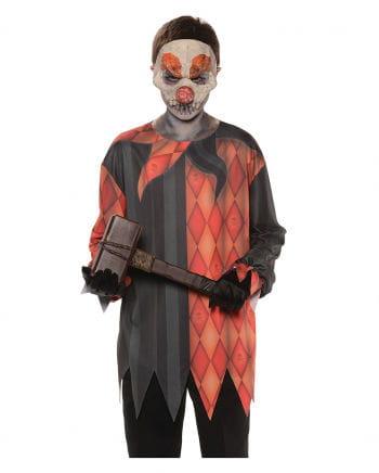 Kinder-Shirt böser Clown