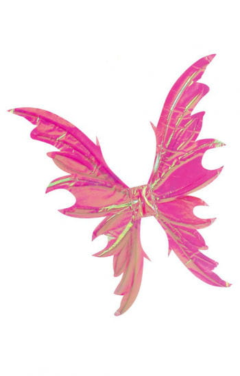 Fairy Wings Deluxe pink shimmer