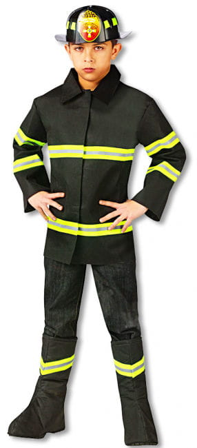 Feuerwehrman Child Costume Medium