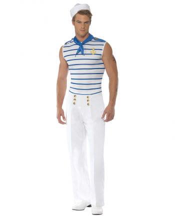 Seemanns Kostüm Weiss