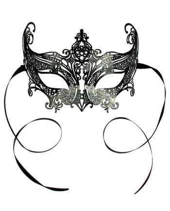 Filigree Eye Mask Elegant
