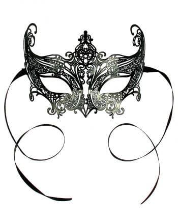 Elegante Filigrane Augenmaske