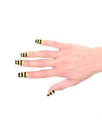 Bienen Fingernägel