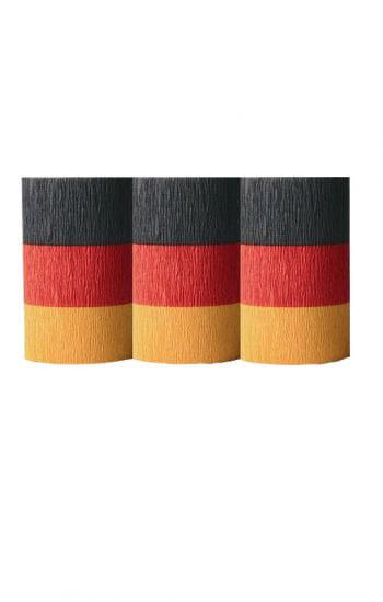 Deutschland Krepp Papier