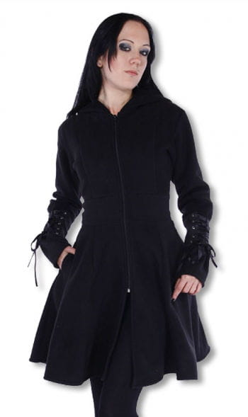 Gothic Lady Fleece Coat Medium