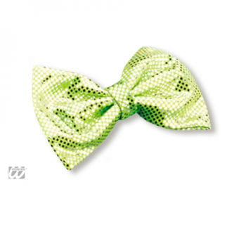 Grüne Fliege Deluxe mit silber