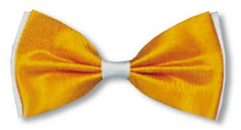 Fliege weiss / gelb