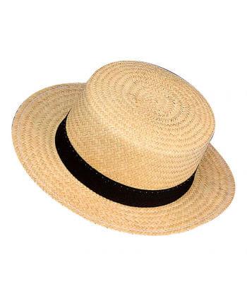 Florentine straw hat