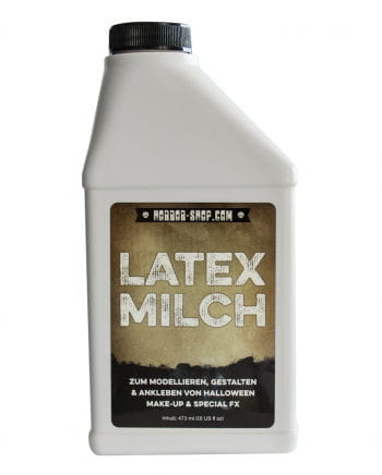 Flüssiglatex als Latexmilch 470ml