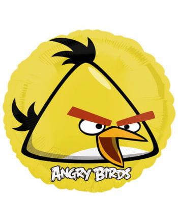 Folienballon Chuck Angry Birds