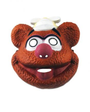 Fozzie Bär Kindermaske
