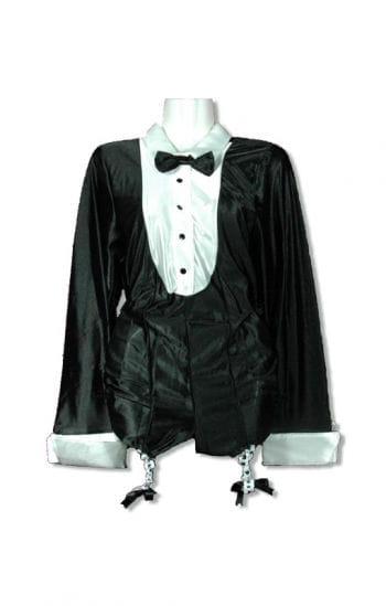Women's Tailcoat Bodysuit