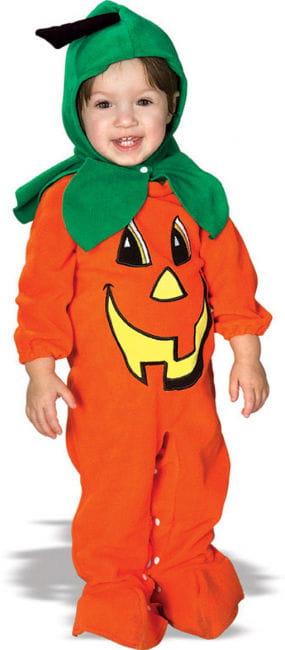 Naughty Pumpkin Costume