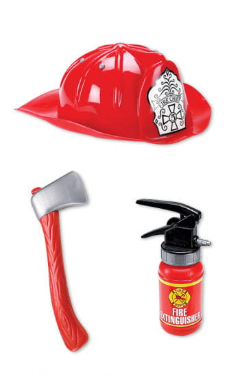 Child Firefighter Kit