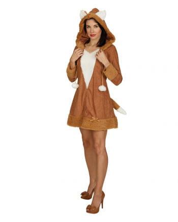 Sexy fox costume with hood