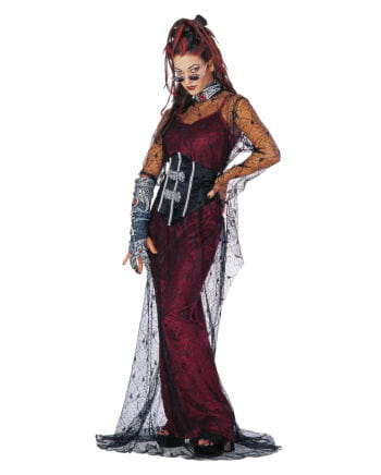 Fürstin des Todes Kostüm Gr. 36-38 S/M