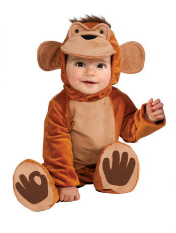 Funky Monkey Deluxe Baby Costume
