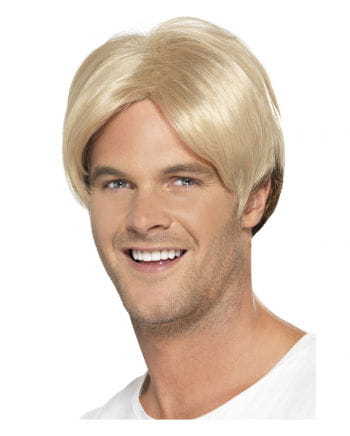 Popper Perücke Blond