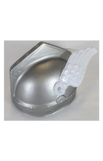 Gallier Helm silbern