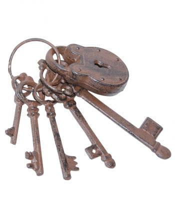 Gefängniswärter Schlüsselbund