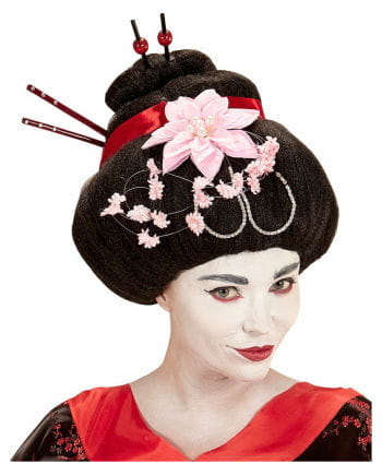 Japanerin Perücke