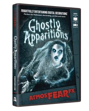 Geister Erscheinung Story TV Halloween Effekt DVD