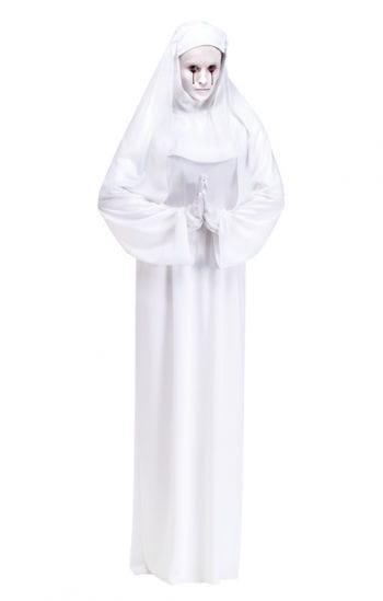 Geister Nonne Gewand