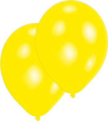 Yellow balloons 50 St.