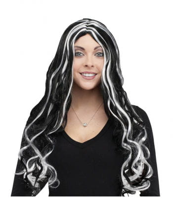 Curly Wig Vampiress
