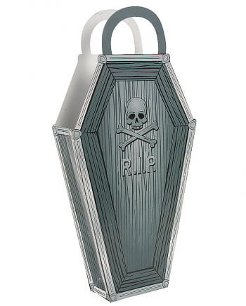Gifts box coffin shape