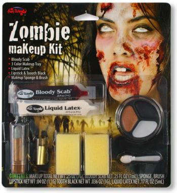 Zombie Girl Make Up Set