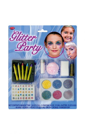 Glitter Make up  Set für Mädchen