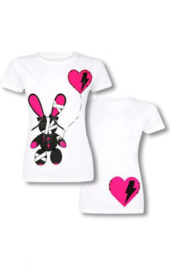 Girlie Shirt Heartache L