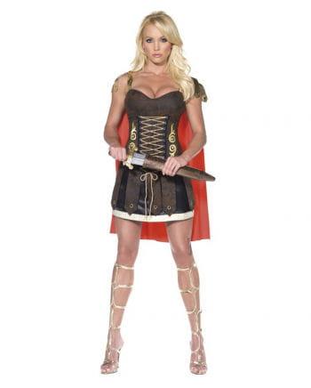 Römische Kriegerin Damenkostüm