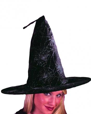 Glitter Witch Hat Blue