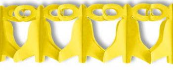 Bells Garland Yellow