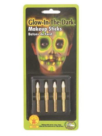 Glow in the Dark Makeup Sticks