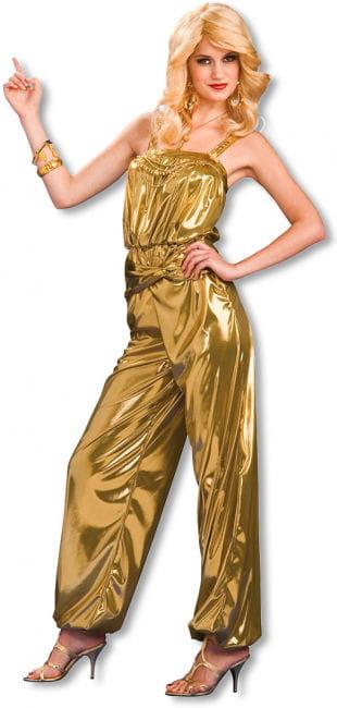 Golden Diva Jumpsuit