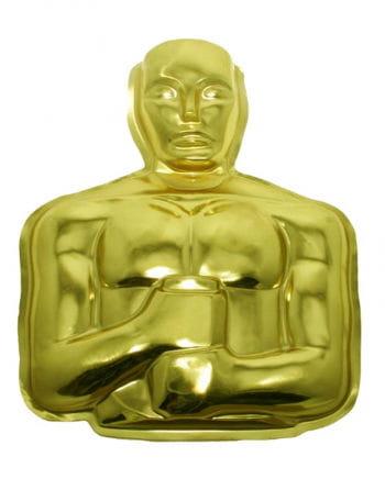 Oscar Golden Wall Decoration