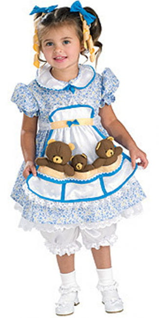 Teddybär Prinzessin Kostüm