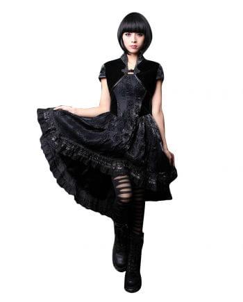Viktorianisches Kleid mit Bolero