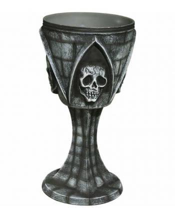 Gothic Totenschädel Kelch