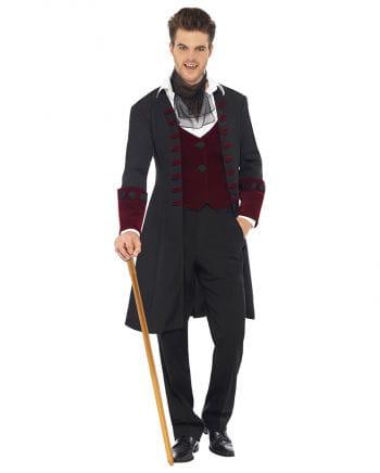 Gothic Vampir Herren Kostüm