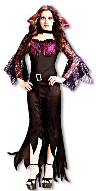 Gothic Vampir Kostüm für Frauen