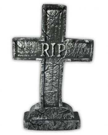 R.I.P. Grabsteinkreuz