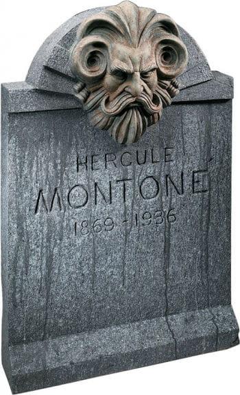 Halloween grave stone Montone 90 x 60 cm